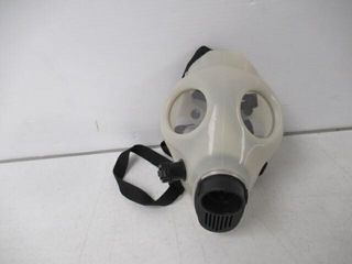 Gas Mask Smoking Device   Tube   Bowl Not Included