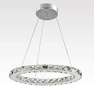Ganeed Chandeliers Crystal Glass