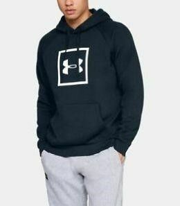 Under Armour Men s large Rival Fleece logo Hoodie