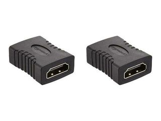 HDMI Female to Female Coupler Adapter  2 Pack  29