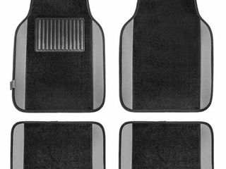 Carpet liners Car Floor Mats With Colored Trim IJ
