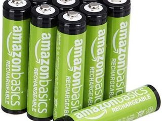 AAA Rechargeable Batteries  800 mAh  Pre charged