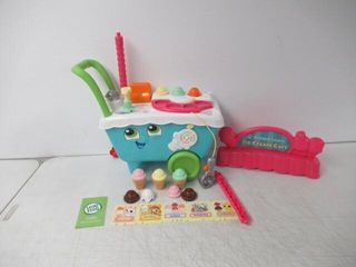 As Is  leapFrog Scoop   learn Ice Cream Cart