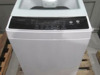 As Is  Insignia 1 6 Cu  Ft  Top load Washer