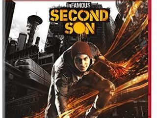 Factory Seale  Infamous Second Son HITS