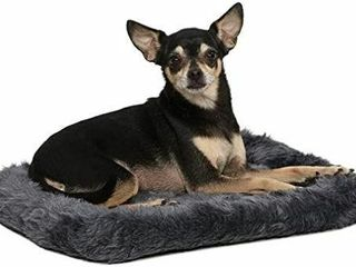 18l Inch Gray Dog Bed or Cat Bed w  Comfortable