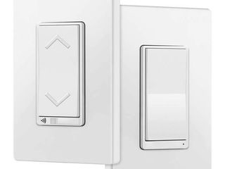 TOPGREENER 2 Pk Smart Wi Fi 3 Way Dimmer Switch