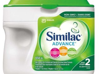 Factory Sealed  Similac Advance Step 2 Non GMO