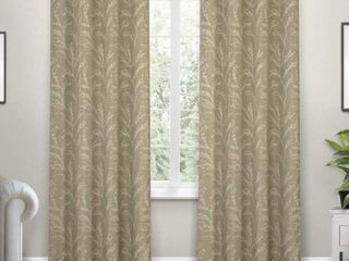 Exclusive Home Curtains Kilberry Woven Blackout