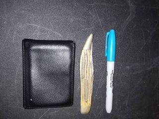 Buck Knife   Dockers Wallet
