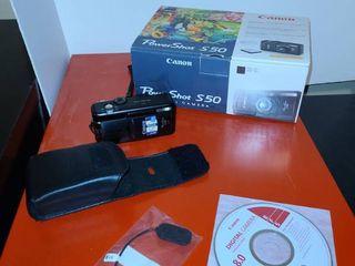 Canon S50 Digital camera