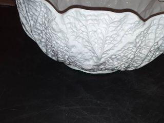 SPODE FINE BONE CHINA large  lETTUCE  Bowl