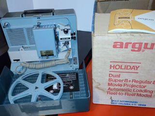 Argus super 8 movie projector