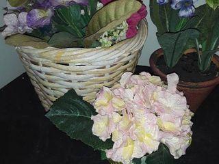 3 Floral Arrangements