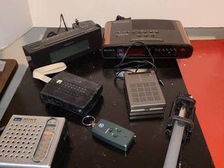 Assorted radios