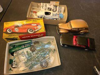 ANTIQUE Model Cars