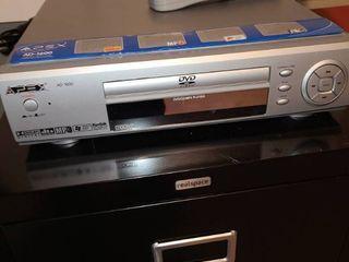 Apex DVD CD MP3 Player