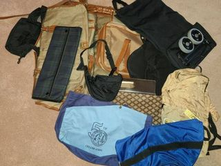 Miscellaneous Travel bags