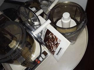 PANASONIC Food Processor  With Extras
