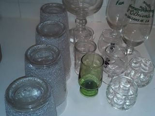 MISCEllANEOUS Drinking Glasses
