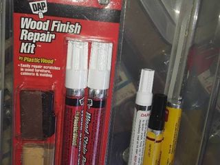 Touch Up Markers for Wood Items