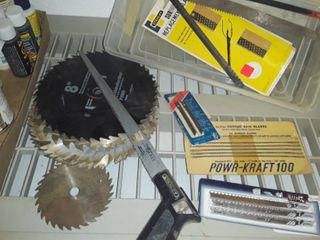 Variety of Saw Blades