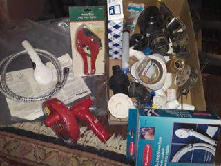 assorted Plumbing items