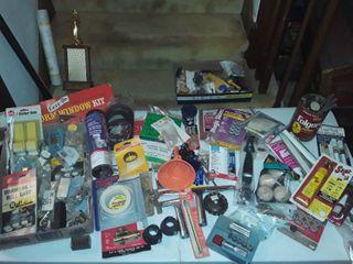 assorted Garage items