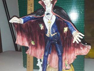 Fitz   Floyd Halloween Harvest Dracula