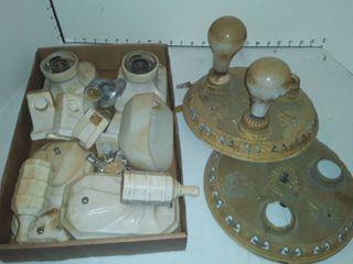vintage home Hardware s mostly porcelain