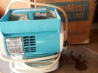 maxi myst aerosol unit