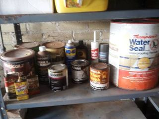 Thompson s Water seal and assorted product