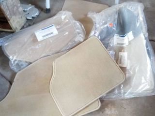 Ford and lincoln floor mats