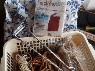 clothes line items