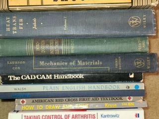 Assorted Textbooks