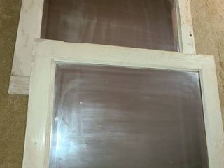 Window Frame Mirrors lot of 2