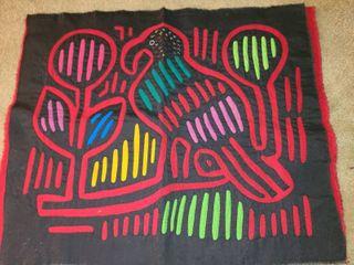 Ethnographic Art 14 x 17 in