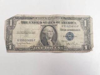 Series 1935D Silver Certificate