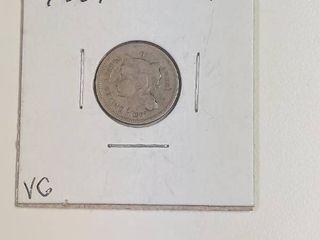 1867 Three Cent Piece