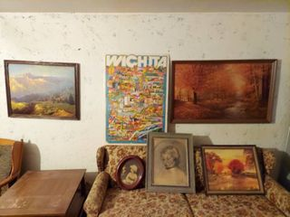 Wichita Poster and Framed Pictures
