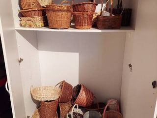 All Baskets in Cabinet