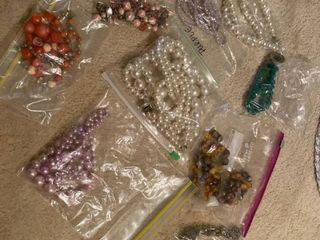 10 pc costume necklaces