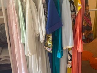 gowns   rack not Included