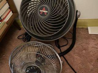two fans one vornado