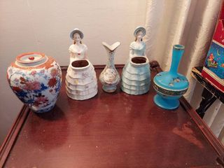 Figurines and Vases