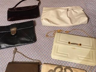 clutches and small purses