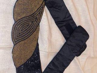Christian Dior beaded belt