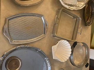 platters and more kitchen items