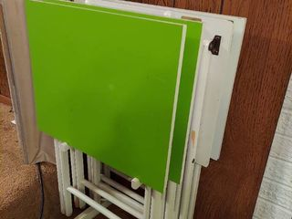 Set of 4 Scheibe TV Trays