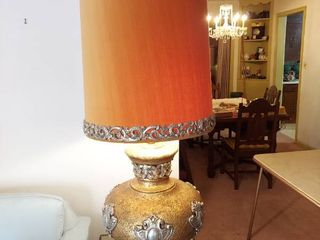 Pair of Massive Table lamps